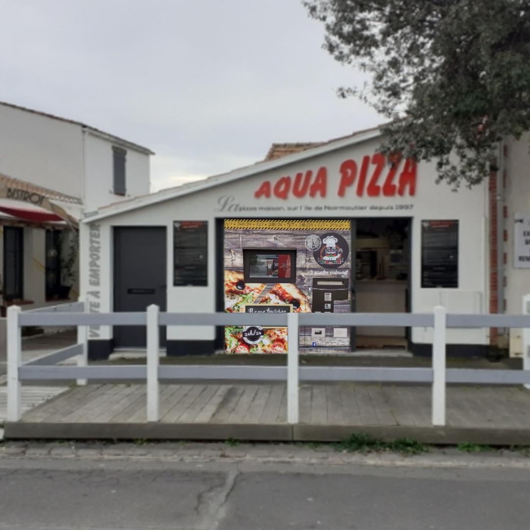 Distributeurs pizza 49, 44, 85, 79 et 17
