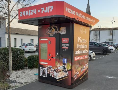 Distributeur automatique de pizza : comment ça fonctionne ?